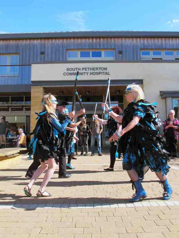 Enigma Morris dancers
